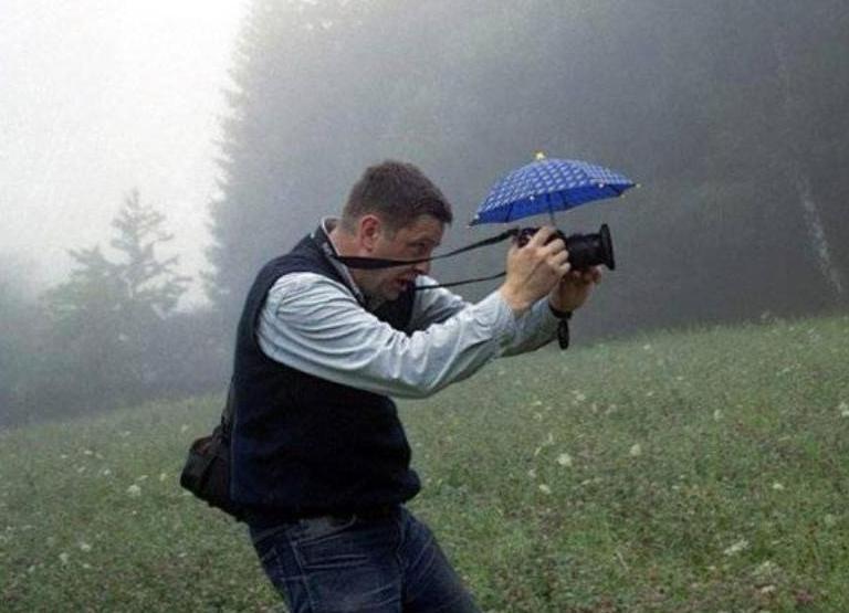 Что делает фотограф