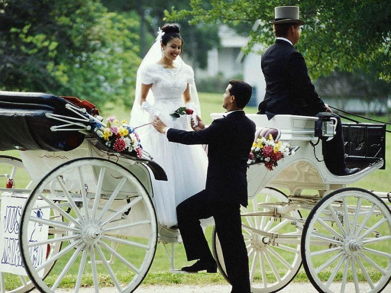 Могу ли я сам снять свадьбу?
