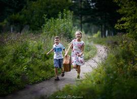 Большая семейная фотосессия большой и дружной семьи. 06.08.2016 фото 16