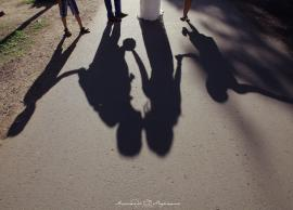 Большая семейная фотосессия большой и дружной семьи. 06.08.2016 фото 7