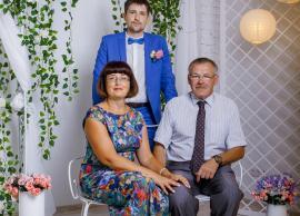 Большая семейная фотосессия большой и дружной семьи. 06.08.2016 фото 32