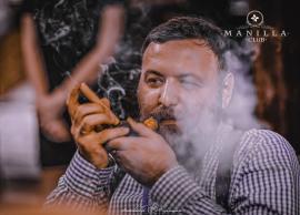 manillaclub   Чемпионат по медленному курению трубки и сигары - 2016 11.11.2016