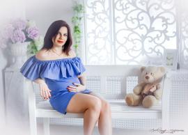 фотосессия беременных омск